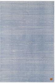 Ковер FanniK Droplets Blue, синий, 140 см x 200 см