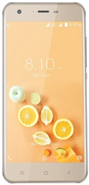 Mobilusis telefonas Blackview A7 Champagne Gold, 8 GB
