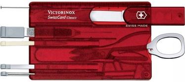 Victorinox SwissCard 0.7100.T Red