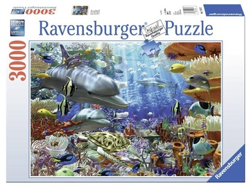 Puzle Ravensburger Oceanic Wonders 3000 gab., 3000 gab.