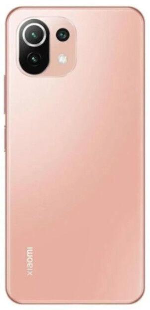 Mobilais telefons Xiaomi Mi 11 Lite, rozā, 6GB/128GB