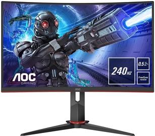 """Monitors AOC C27G2ZE/BK, 27"""", 0.5 ms"""