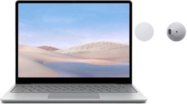 Ноутбук Surface Go Platinum + Surface Earbuds, Intel® Core™ i5, 8 GB, 128 GB, 12.4 ″