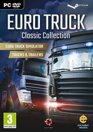 Euro Truck Classic Collection incl. Euro Truck Simulator and Truck and Trailers PC