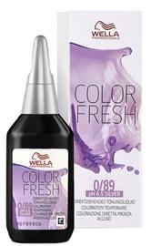 Kраска для волос Wella Professionals Color Fresh 0/89, 75 мл