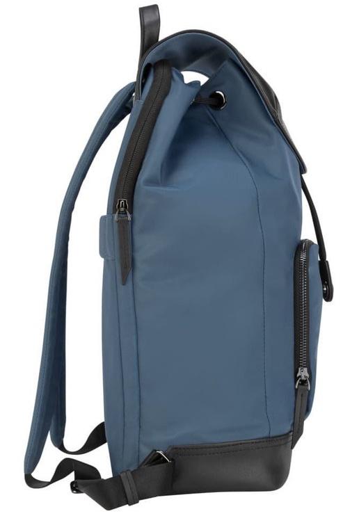 Рюкзак Targus 15 Newport Drawstring, синий, 15″