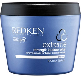 Kaukė plaukams Redken Extreme Strength Builder Mask, 250 ml