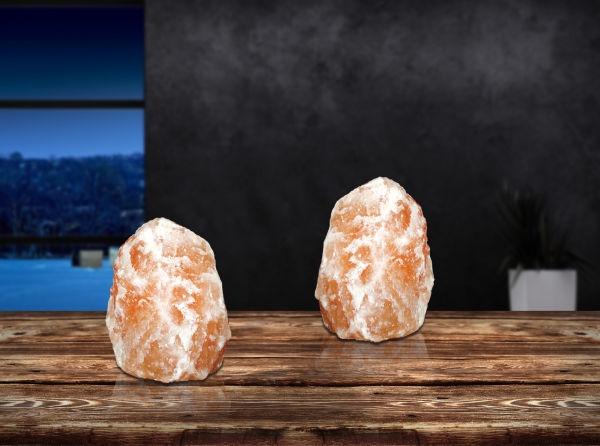 Lampa Globo sāls kristāls S 15W E14