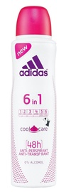 Adidas 6in1 Deodorant Spray 150ml Antiperspirant