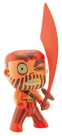 Djeco Arty Toy Pirate Captain Red DJ06800