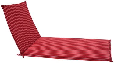Home4you Recliners Cover Summer 55x190x5cm Red