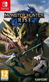 Игра Nintendo Switch Monster Hunter Rise SWITCH