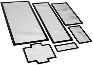 DEMCiflex Dust Filter Black DF0561 Set For Fractal Design R5