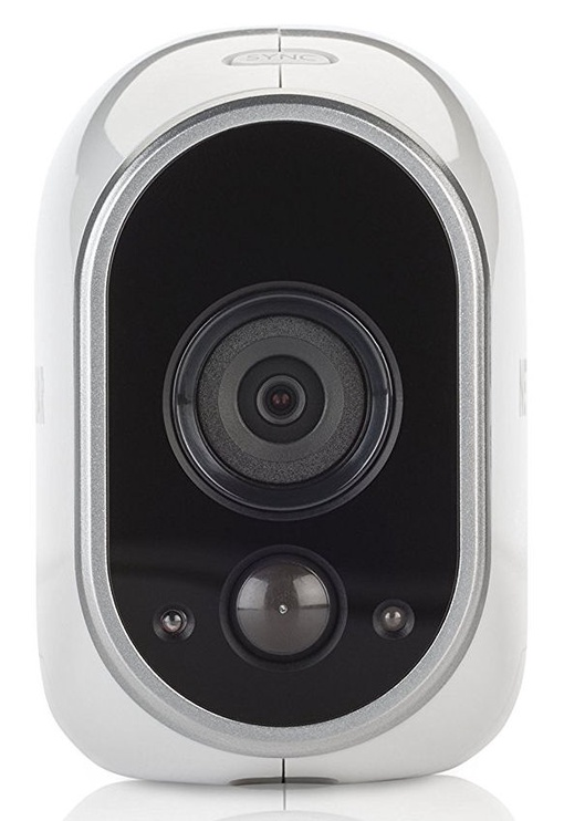 Arlo Wire-Free Security System With 4 HD Cameras