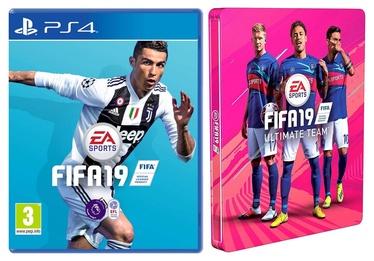 FIFA 19 incl. Steelbook PS4
