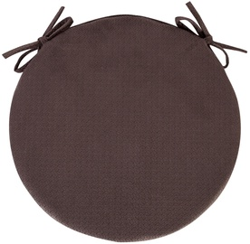 Home4you Chair Pad Rio D38cm Brown
