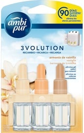 Ambi Pur 3Volution Refill For Electric Air Freshener 21ml Vanilla Harmony