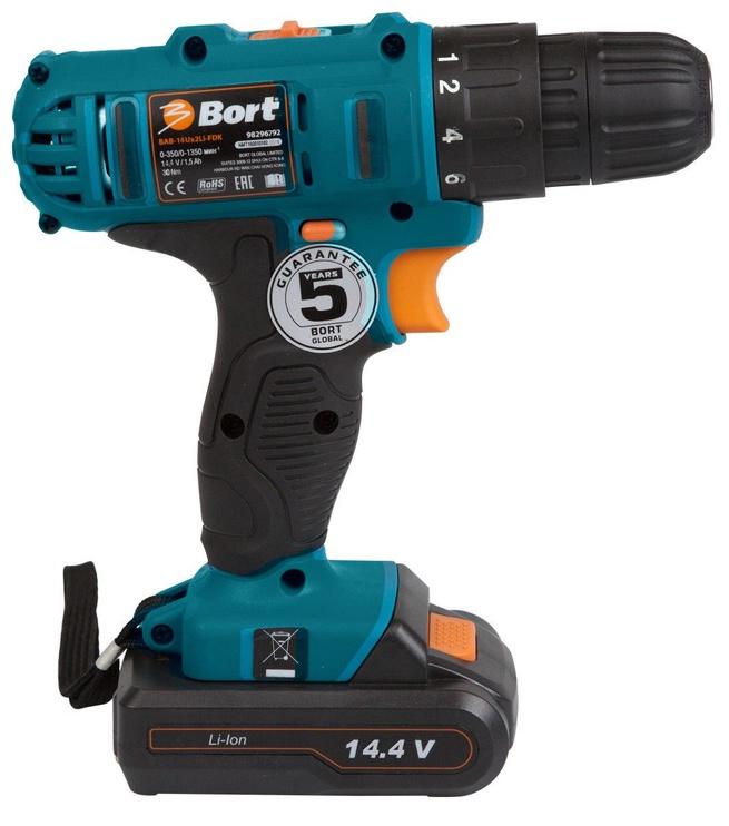 Bort BAB-14Ux2Li-FDK Cordless Drill/Screwdriver