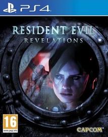 Resident Evil: Revelations PS4