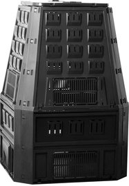 Prosperplast Composter Evogreen IKST600CZ 600L Black 3162524