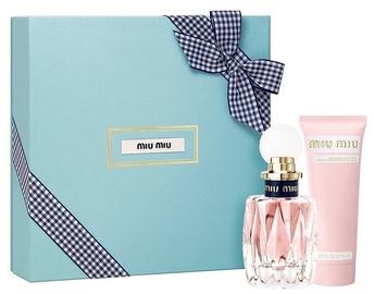 Miu Miu Miu Miu 100ml EDT + 75ml Hand Cream