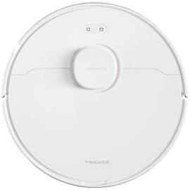 Trouver Finder Robot Vacuum Cleaner White