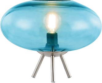 Nino Lille Table Lamp 40W E14 Turquoise