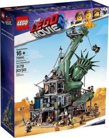 LEGO The Lego Movie 2 Welcome To Apocalypseburg 70840