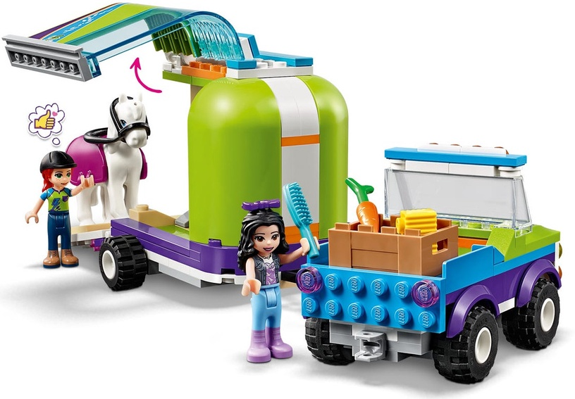 Konstruktorius LEGO® Friends 41371 Mia žirgo priekaba