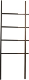 Вешалка для одежды Umbra Hub Ladder, черный/ореховый