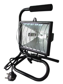 Helicon Flood Light 4770364000508 Black