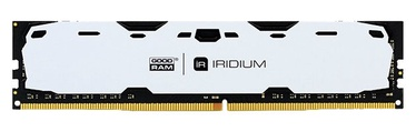 GoodRam IRIDIUM White 8GB 2400MHz CL15 DDR4 DIMM IR-W2400D464L15S/8G