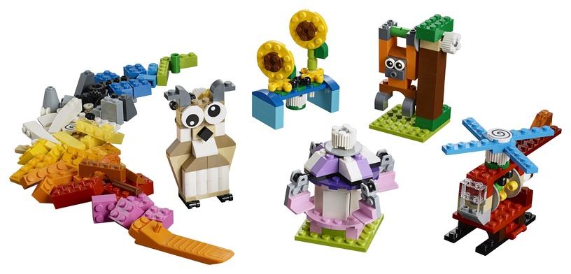 Конструктор LEGO Classic Bricks And Gears 10712, 244 шт.