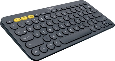 Logitech K380 Multi-Device Bluetooth Keyboard Dark Grey