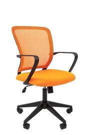 Biroja krēsls Chairman 698 TW-66 Orange/Black