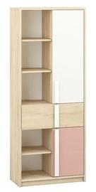 ML Meble Drop 03 Shelf Beech/White/Pink