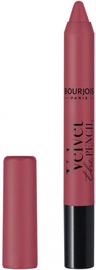 Huulepulk BOURJOIS Paris Velvet The Pencil Matt 07, 3 g