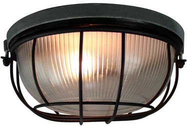 Brilliant Lauren 94481/76 Ceiling Lamp 40W E27 Black/Concrete