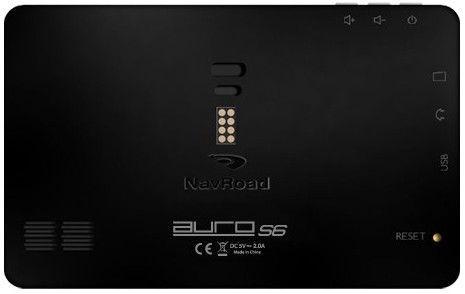 NavRoad Auro S6