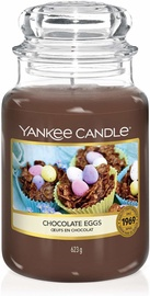 Yankee Candle Classic Large Jar Chocolate Eggs 623g