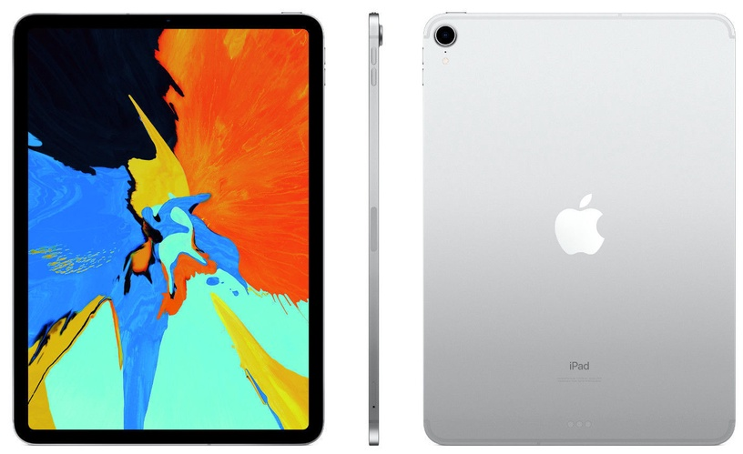Apple iPad Pro 11 Wi-Fi+4G 64GB Silver