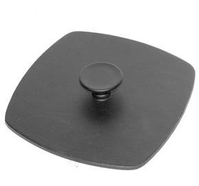 Biol Cast Iron Press Lid For Grill Pan 21x21cm