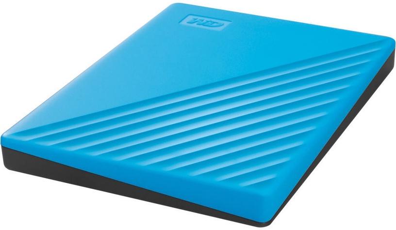 "Western Digital 4TB My Passport USB 3.2 2.5"" Blue"