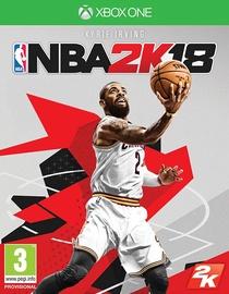 Videomäng NBA 2K18 Xbox One