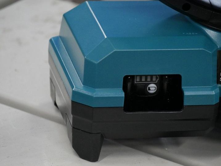 Akumuliatorinis ventiliatorius Makita DCF203Z 18V