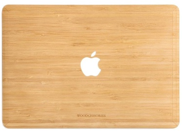 Woodcessories EcoSkin For Apple MacBook Pro Touchbar 15'' Bamboo