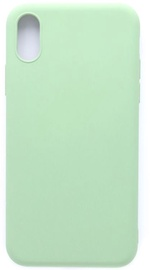 Evelatus Soft Silicone Back Case For Apple iPhone X/XS Mint