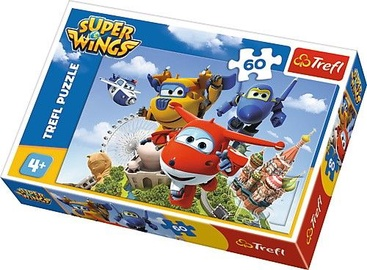 Puzle Trefl Super Wings 17307, 60 gab.