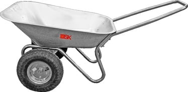 Diana 65L Wheelbarrow Silver