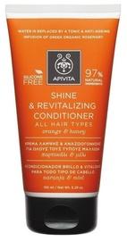 Apivita Shine & Revitalizing Conditioner With Orange & Honey 150ml